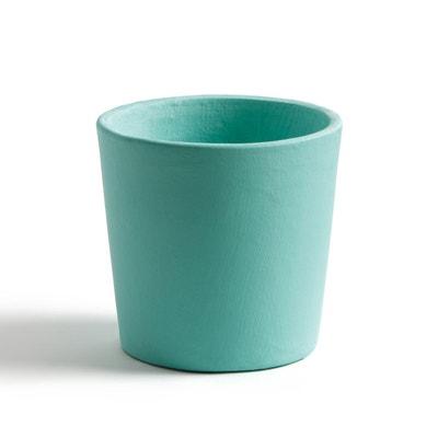 cache pot bleu en solde la redoute. Black Bedroom Furniture Sets. Home Design Ideas