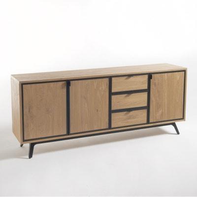 aparadores y alacenas hogar la redoute. Black Bedroom Furniture Sets. Home Design Ideas