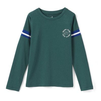 T-shirt motivo dietro 3-12 anni La Redoute Collections