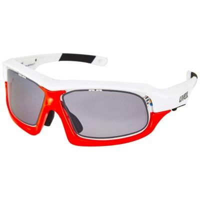 variotronic ff - Lunettes cyclisme - rouge blanc variotronic ff - Lunettes  cyclisme - rouge. UVEX 7745e78b6db1