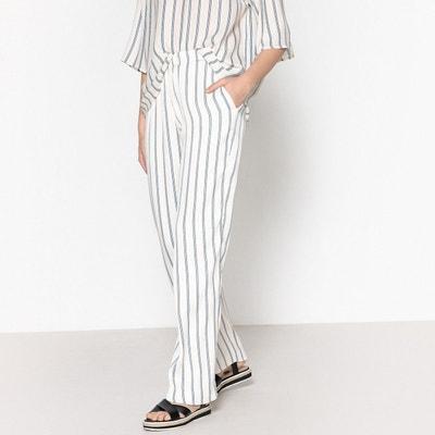 Pantalon large taille élastiquée HOYS SAMSOE AND SAMSOE