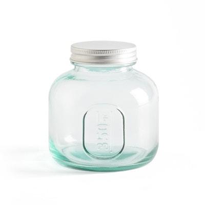 Vaso di conservazione in vetro riciclato TYMIAN Vaso di conservazione in vetro riciclato TYMIAN La Redoute Interieurs