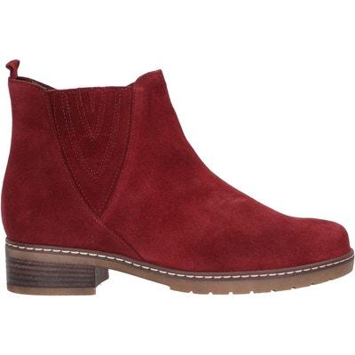 Croute scc Malcontented Cuir Femme Boots Vw0tfc La Redoute De UzMVpqS