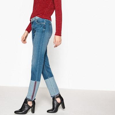Heidi Reverse Straight Jeans PEPE JEANS