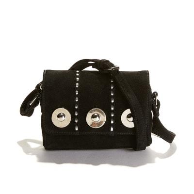 Suede Handbag Suede Handbag MADEMOISELLE R