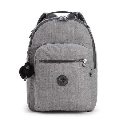 Grand sac à dos Clas Seoul 25 litres Cotton grey KIPLING