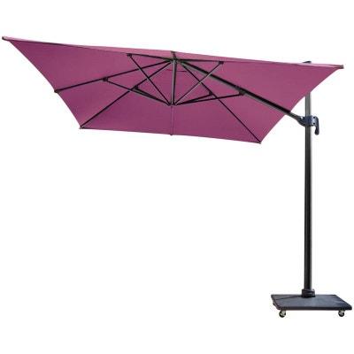 parasol 3m en solde la redoute. Black Bedroom Furniture Sets. Home Design Ideas