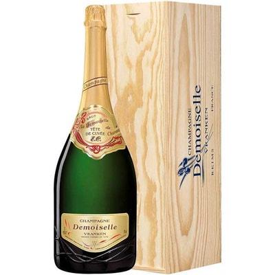 Champagne demoiselle vranken millesime 2007