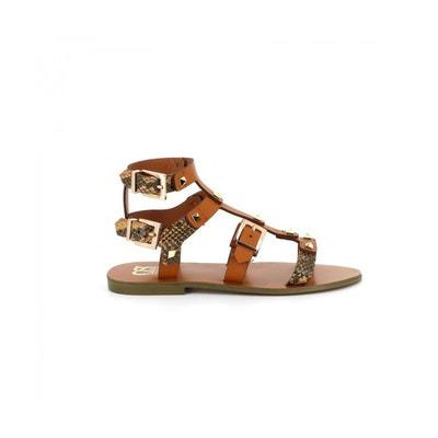Sandale spartiate LEPIC Sandale spartiate LEPIC CASSIS COTE D AZUR 10e67056824a
