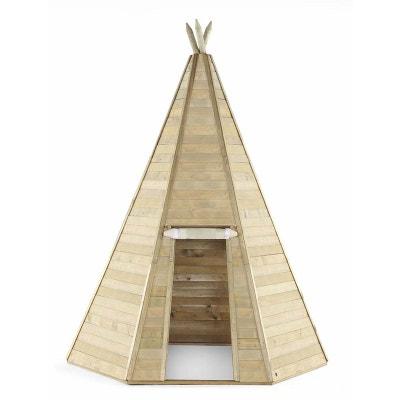 Grand tipi d'extérieur en bois 220 cm Grand tipi d'extérieur en bois 220 cm PLUM