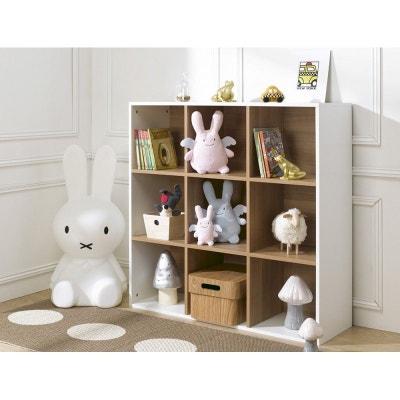 bibliotheque 9 cases de rangement blanc 100x100x35 bibliotheque 9 cases de rangement blanc 100x100x35 alfred et