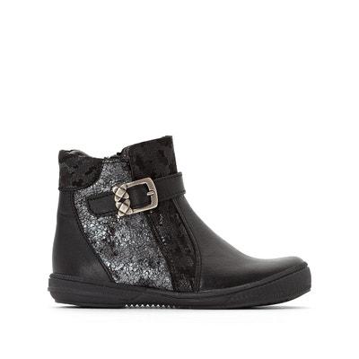 Boots cuir Samina Boots cuir Samina BOPY