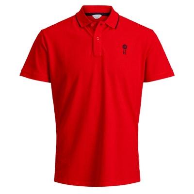 Short-Sleeved Polo Shirt JACK & JONES
