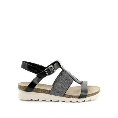 Rieti Leather Sandals P-L-D-M-BY PALLADIUM