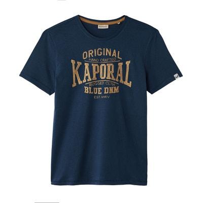 T-shirt col rond manches courtes Brisk KAPORAL