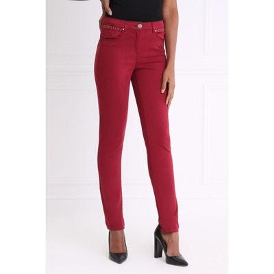 Framboise La Solde Pantalon Xg1w6qvfn Redoute En Tqd8R5xw5