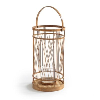 Alira Bamboo Lantern Alira Bamboo Lantern La Redoute Interieurs