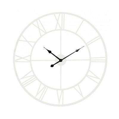 Horloge Horloge Murale Design En Solde La Redoute