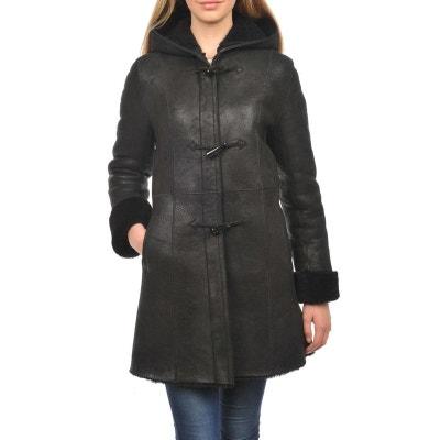 Blouson cuir peau lainée mouton retourné. 699,00 € · Manteau cuir peau  lainée Manteau cuir peau lainée ARTURO 83e294c7d2a4