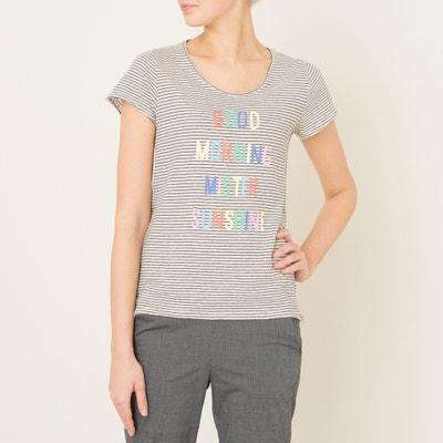 Gestreiftes T-Shirt HARTFORD