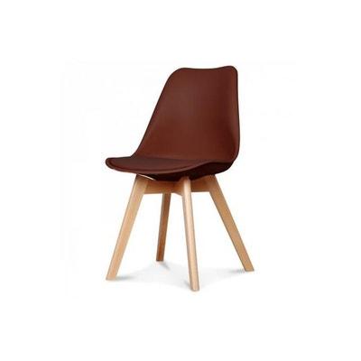 chaise scandinave chtaigne esben declikdeco - Chaise Scandinave Pas Cher