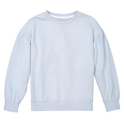 Sweatshirt mit gebauschten Ärmeln, 10-16 Jahre Sweatshirt mit gebauschten Ärmeln, 10-16 Jahre La Redoute Collections