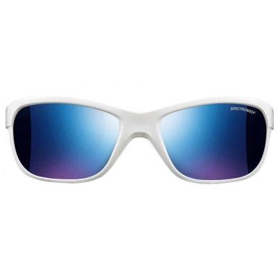 b505a541367bd2 Lunettes de soleil pour enfant JULBO Blanc Player L Blanc   Bleu Spectron 3  CF Lunettes