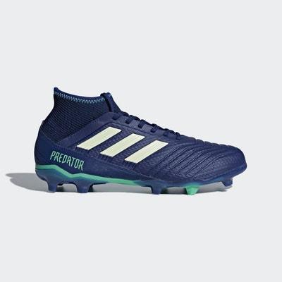 Chaussures Adidas Predator 18.3 Fg Bleu Homme adidas