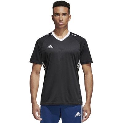 T-shirt met ronde hals en korte mouwen, print vooraan T-shirt met ronde hals en korte mouwen, print vooraan ADIDAS PERFORMANCE