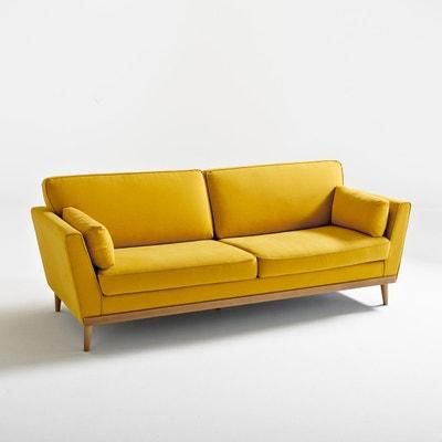 canape jaune la redoute. Black Bedroom Furniture Sets. Home Design Ideas