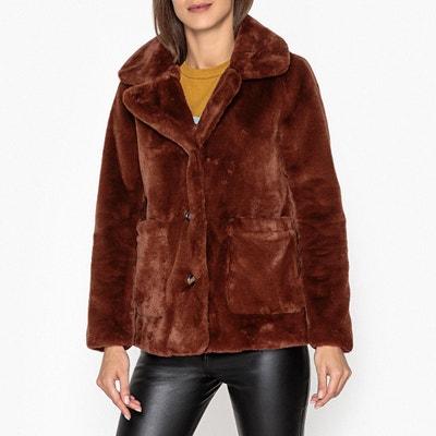 Manteau veste imitation fourrure RING Manteau veste imitation fourrure RING OAKWOOD