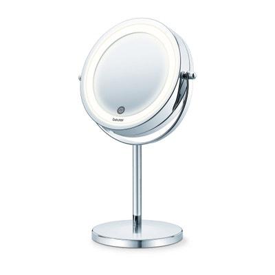 Miroir cosmétique orientable et éclairé BS55 Miroir cosmétique orientable et éclairé BS55 BEURER
