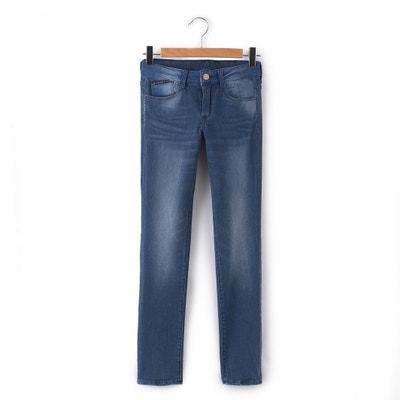 Jeans in denim Jeans in denim LE TEMPS DES CERISES