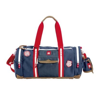 Saco muda-fraldas, modelo bowling, azul Saco muda-fraldas, modelo bowling, azul RED CASTLE