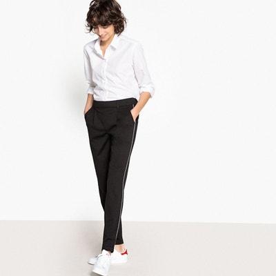 Pantalon coupe droite ajustée Pantalon coupe droite ajustée VERO MODA