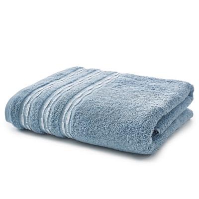 Setubal Large Bath Sheet Setubal Large Bath Sheet La Redoute Interieurs