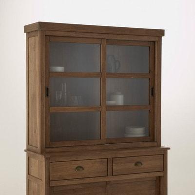 vaisselier buffet bahut la redoute. Black Bedroom Furniture Sets. Home Design Ideas