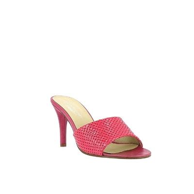 Chaussure femme fushia et noir en solde   La Redoute 90c999d9dd0e