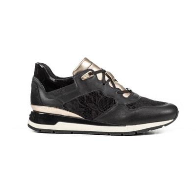 Sneakers met glanzend details Shahira Sneakers met glanzend details Shahira GEOX
