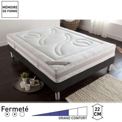 Matelas latex, grand confort ferme, 5 zones REVERIE PREMIUM