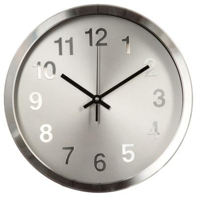 horloge horloge murale design la redoute. Black Bedroom Furniture Sets. Home Design Ideas
