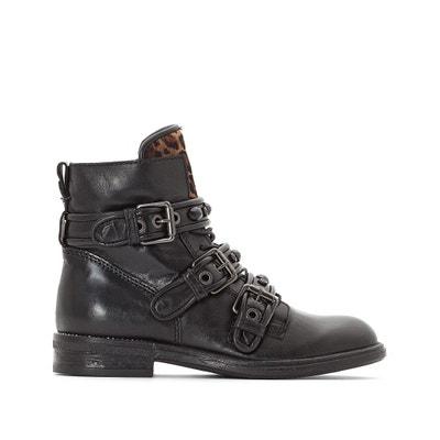 Boots cuir Pal Boots cuir Pal MJUS