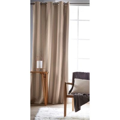 rideaux pas cher la redoute outlet en solde la redoute. Black Bedroom Furniture Sets. Home Design Ideas