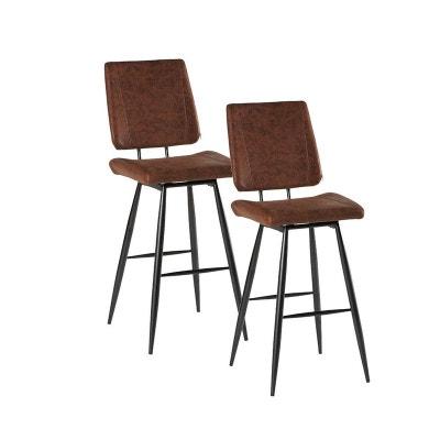 Quatre Pieds Chaises chaise de bar 4 pieds | la redoute