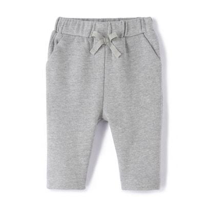 Pantalon en molleton 0 mois - 2 ans La Redoute Collections