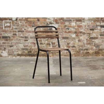 Chaise industrielle Mistral Chaise industrielle Mistral PRODUIT INTERIEUR BRUT
