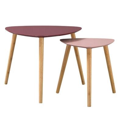 Table basse Scandinave bicolore (lot de 2) Table basse Scandinave bicolore (lot de 2) RENDEZ VOUS DECO