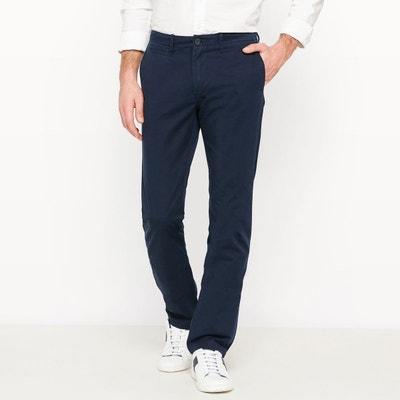 Pantalon chino coupe slim, BENETTON