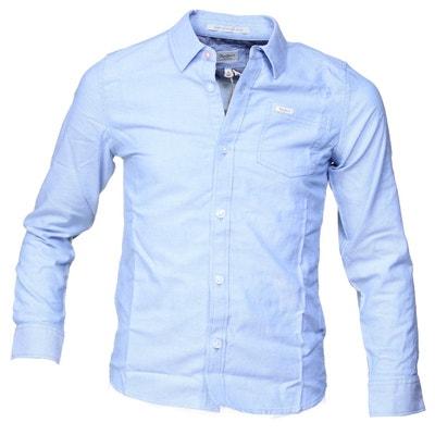 Chemise garçon - Vêtements enfant 3-16 ans PEPE JEANS en solde   La ... c5c461749348