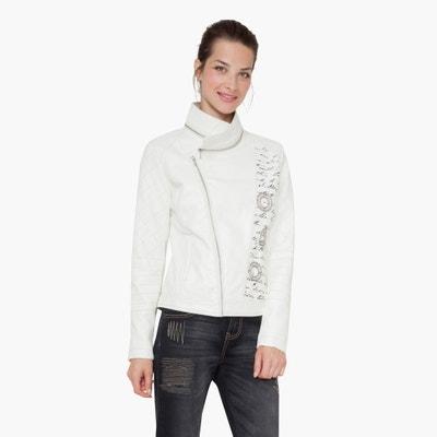 Zip-Up Jacket with Printed Motif Zip-Up Jacket with Printed Motif DESIGUAL